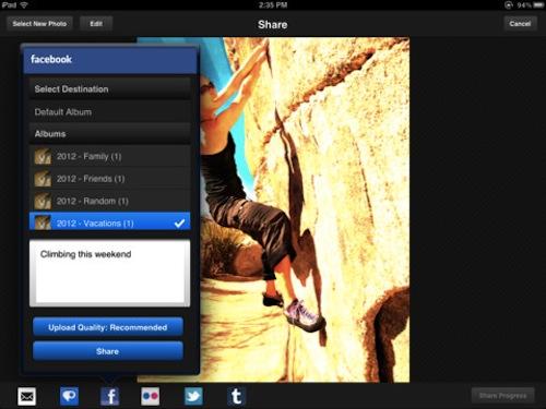 تحميل تطبيق Photoshop Express , تطبيقات 2014 iPad