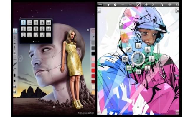 تحميل تطبيق Sketchbook Pro 2014 , تطبيقات لأجهزة iPad