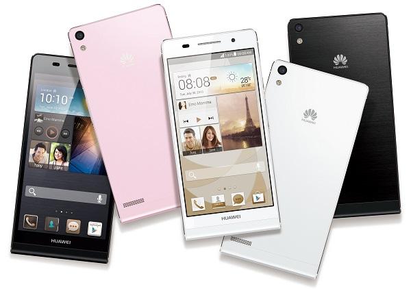 هاتف Huawei Ascend P6 سيحصل على تحديث اندرويد 4.4 كيت كات نهاية كانون الثاني