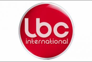 ظهرت قناة ال بي سي أي اللبنانية علي قمر بدر 4