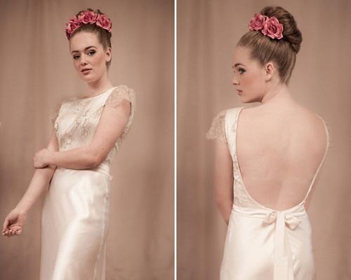 أحدث فساتين زفاف اوف وايت jennifer go bridal 2014 ,صور فساتين زفاف اوف وايت