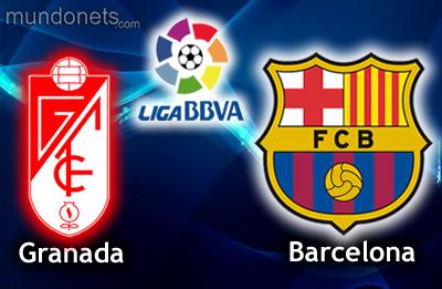 موقع ينقل مباراة برشلونة وغرناطة بث مباشر على النت بدون انقطاع اليوم 23/11/2013