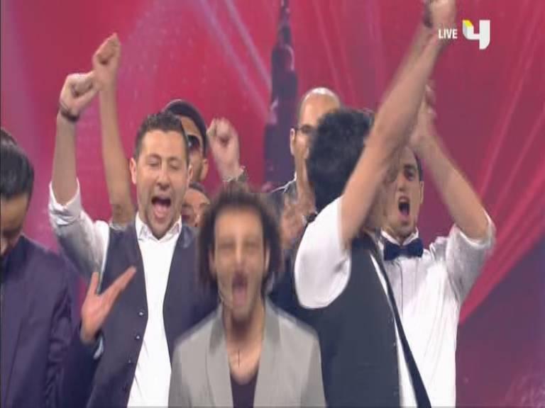 ����� ��������� ��� ������� ������ Arabs Got Talent ������ 11 ����� ����� 23-11-2013