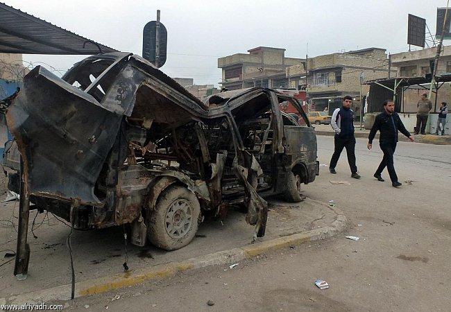 أخبار العراق اليوم الاحد 24-11-2013 , مقتل 9 أشخاص وإصابة 54 في هجومين بشمال العراق