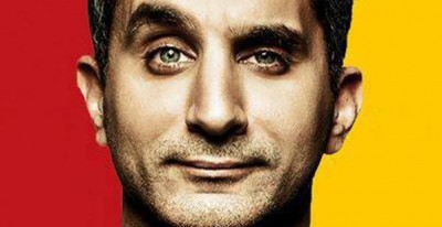 برنامج البرنامج يعود على قناة dw الالمانية 2014 باسم يوسف