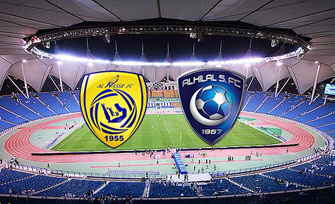 توقيت و موعد مباراة النصر والهلال في الدوري السعودي اليوم الاثنين 25-11-2013