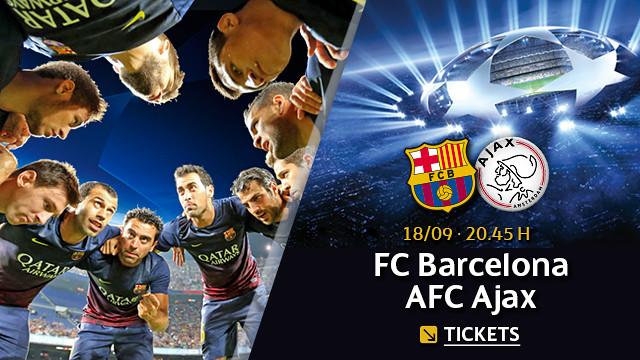 اهداف مباراة برشلونة واياكس امستردام اليوم الثلاثاء 26-11-2013