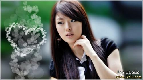 ������ ���� ����� � ������ ���� ���� � Korean girls wallpapers