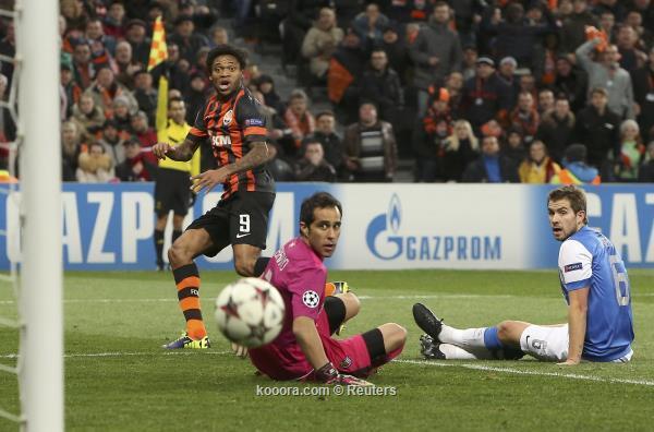 نتيجة مباراة شاختار دونيتسك الأوكراني و ريال سوسيداد الاسباني في دوري ابطال اوروبا اليوم 27-11-2013