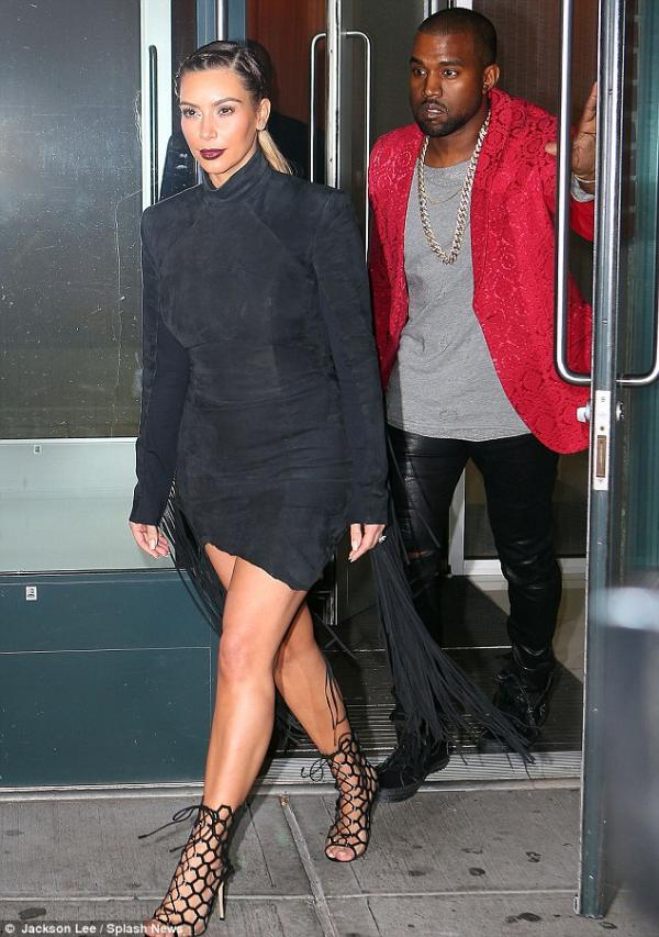 صور كيم كارداشيان بفستان قصير 2014 , أحدت صور Kim Kardashian2014