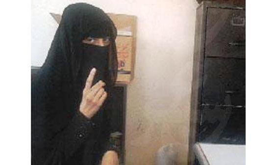 احتجاج سعودي على قرار الإفراج عن فتاة أبو سكينة 1435