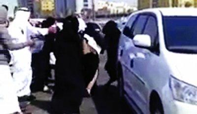 السجن 15 شهراً للشبان المتورطين في واقعة التحرش بفتيات مجمع الظهران 1435