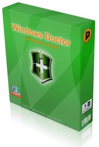 تحميل برنامج صيانة الويندوز , برنامج Windows Doctor 2.7.6.0