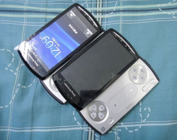 هاتف سونى اركسون اكس بيريا بلاى 2013 , معلومات و اسعار موبايل Sony Ericsson XPERIA Play