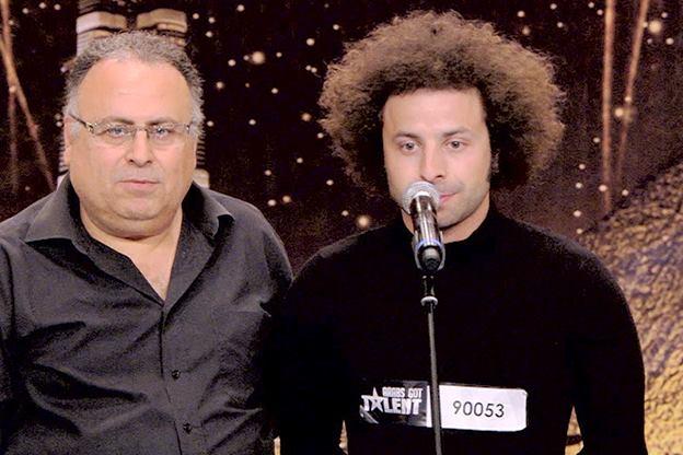 يوتيوب أداء نائل جمال - أرب غوت تالنت - Arabs Got Talent اليوم السبت 30-11-2013