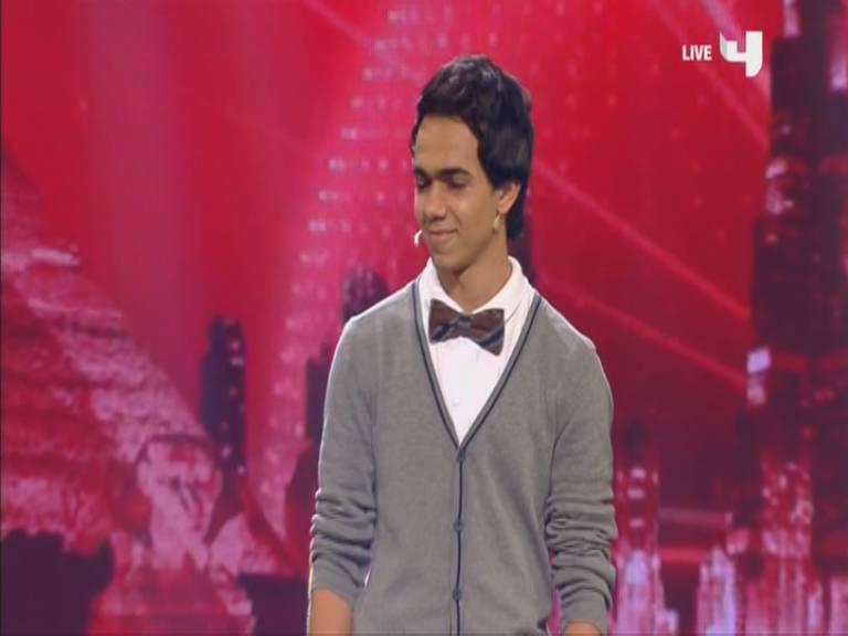 تأهل محمد بيومي و نائل جمال الي نهائيات برنامج أرب قوت تالنت - Arabs Got Talent السبت 30 نوفمبر