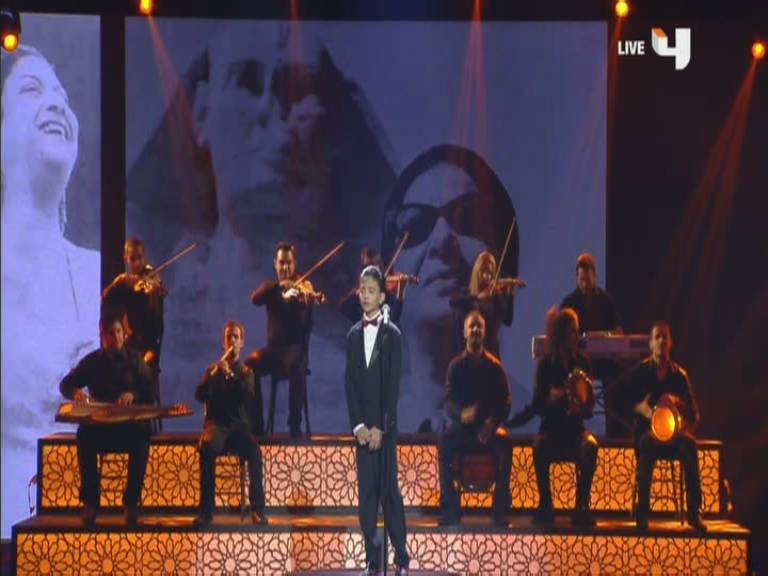 يوتيوب اغنية الف ليله و ليله - أصيل هازيم - Arabs Got Talent السبت 30-11-2013 كاملة