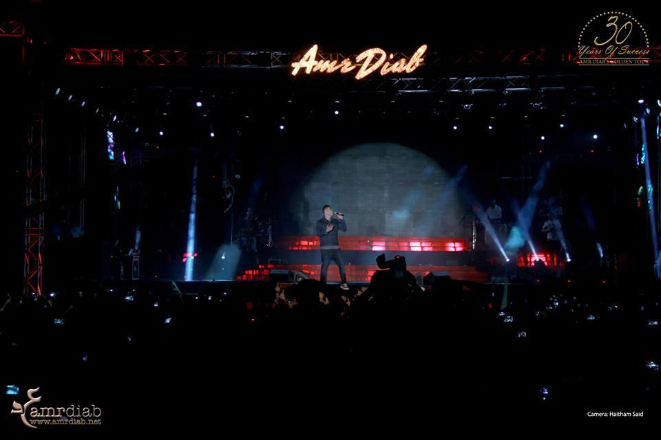 اجدد صور الهضبة عمرو دياب 2018 بجودة عالية
