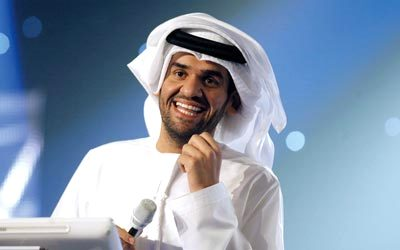 يوتيوب اوبريت قصة علم حلم وطن - حسين الجسمي , فايز السعيد ,هزاع، جاسم محمد، عريب 2014