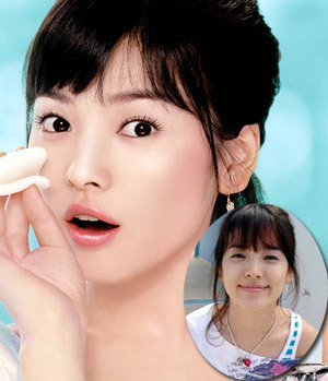 ��� ����� ���� , ��� �� ���� ����� , Korean Makeup
