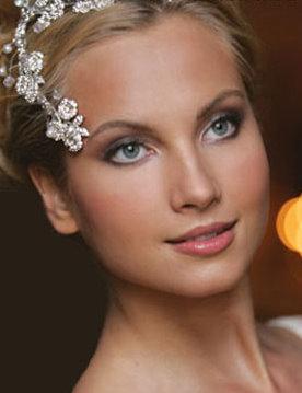 صور مكياج عرايس سيمبل خفيف لهذا العام Makeup Arais