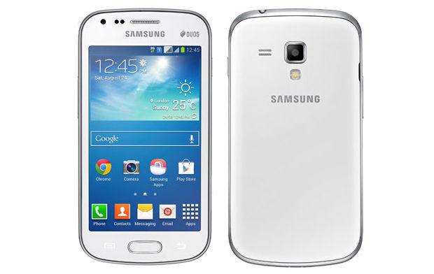 صور و موصفات هاتف سامسونج جالاكسى اس ديوس 2 , معلومات و اسعار Galaxy S Duos 2