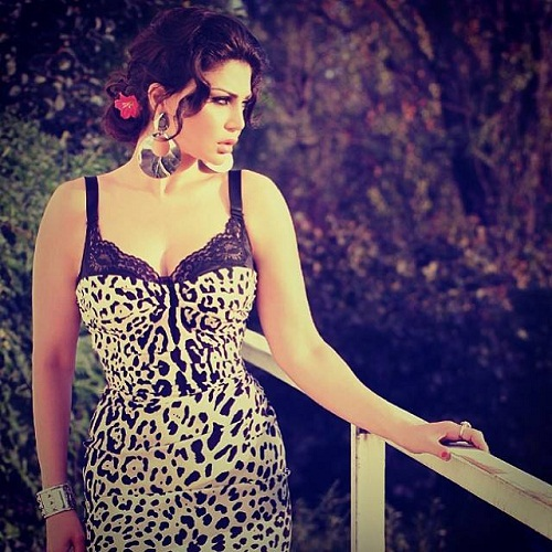 صور هيفاء وهبي بملابس كأجوال 2014 , أحدت صور للفنانة هيفاء 2014