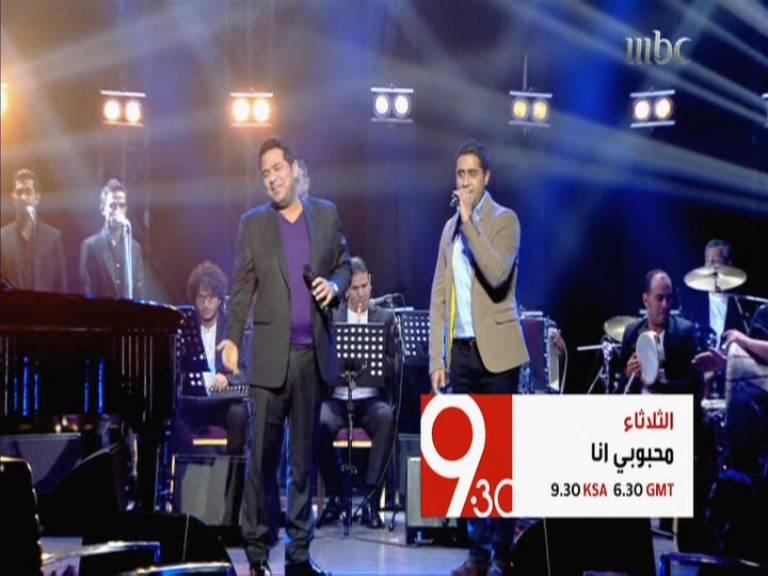 يوتيوب برنامج محبوبي انا - حلقة الفنان حاتم العراقي و مهند المرسومي اليوم الثلاثاء 3-12-2013