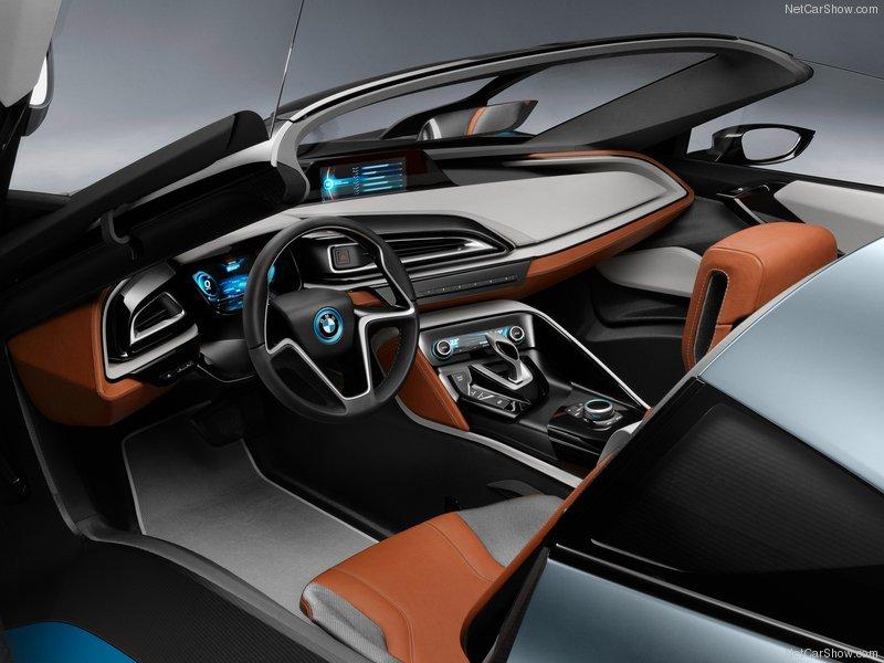 ����� � ������ ������ BMW i8