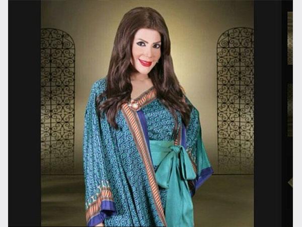 احدت صور للفنانة و الممثلة الكويتة الهام الفضاله 2014