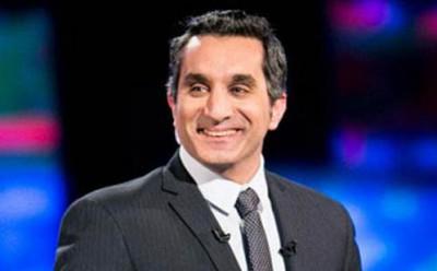 باسم يوسف هحاول أصدق إن السلطة لم توقف برنامجى ontv