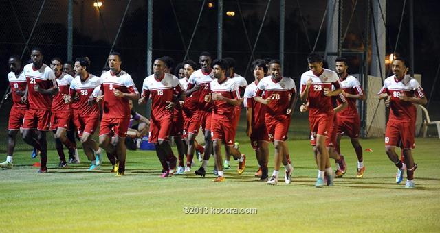 مباراة نادي الإمارات و الشارقة في الدوري الاماراتي اليوم الخميس 5-12-2013