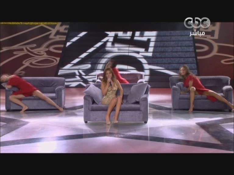 يوتيوب اغنية Girl On Fire - سكينة - ستار اكاديمي 9 الخميس 5-12-2013