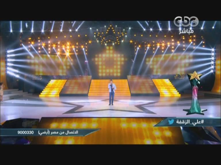 يوتيوب اغنية شعلومه - مصعب الخطيب - ستار اكاديمي 9- Star Academy الخميس 5-12-2013