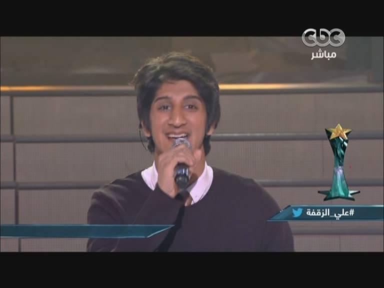 يوتيوب اغنية سحرني حلاها - عبد الله عبد العزيز - ستار اكاديمي 9- Star Academy الخميس 5-12-2013