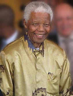 معلومات عن الزعيم الإفريقي نيلسون مانديلا 2014 ,Nelson Mandela
