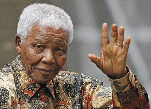 The death of Nelson Mandela for 95 years after the struggle with the disease