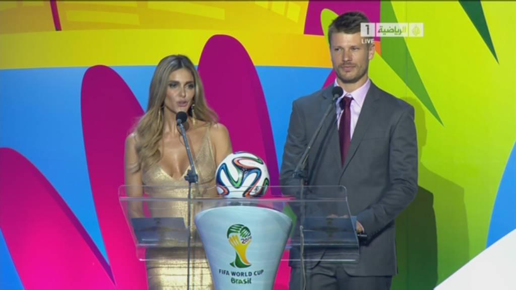 القرعة النهائية لكأس العالم 2014 اليوم الجمعة 6-12-2013