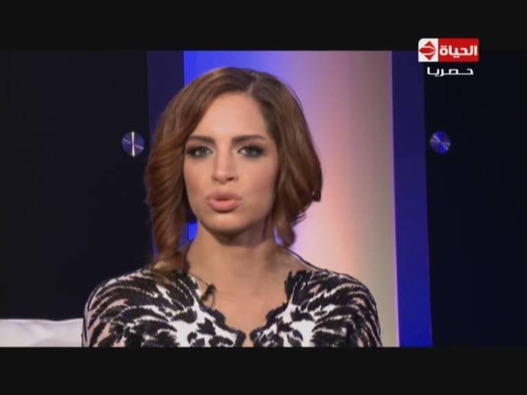 صور امال ماهر في برنامج ذا وينر از 2013 , صور فستان امال ماهر في برنامج The Winner is