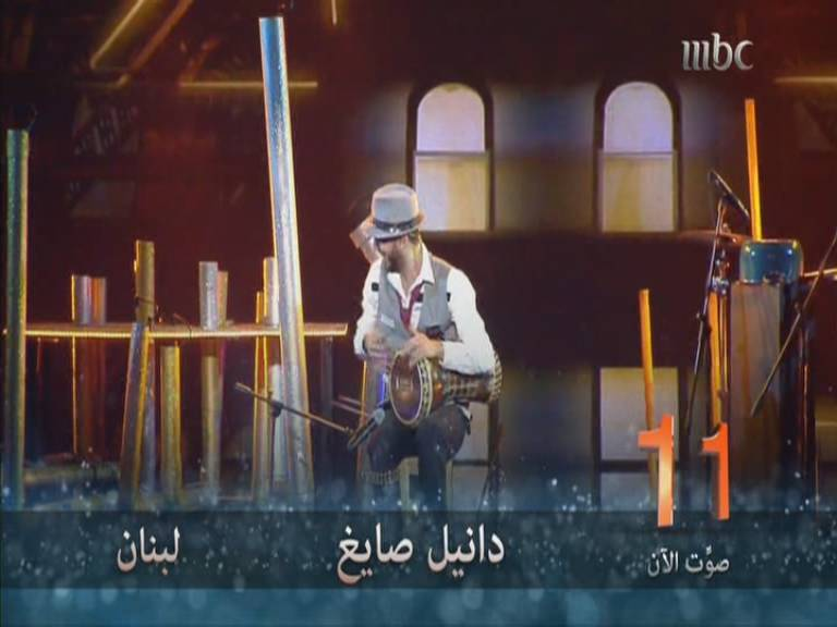 يوتيوب أداء دانيل صايغ - الحلقة الاخيرة - Arabs Got Talent اليوم السبت 7-12-2013