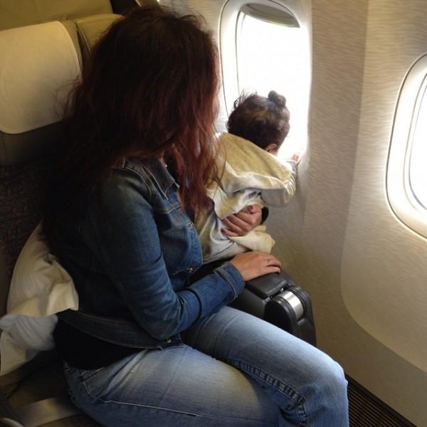 صور ابنة الفنانة غادة عبدالرازق حامل للمرة التانية 2014