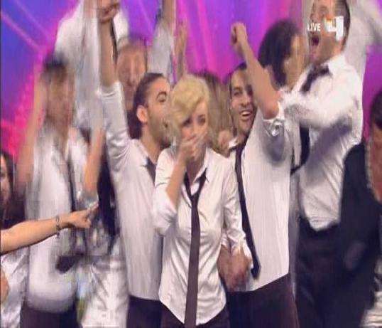 صور فرقة sima سيما السورية 2013 - أرب قوت تالنت - Arabs Got Talent