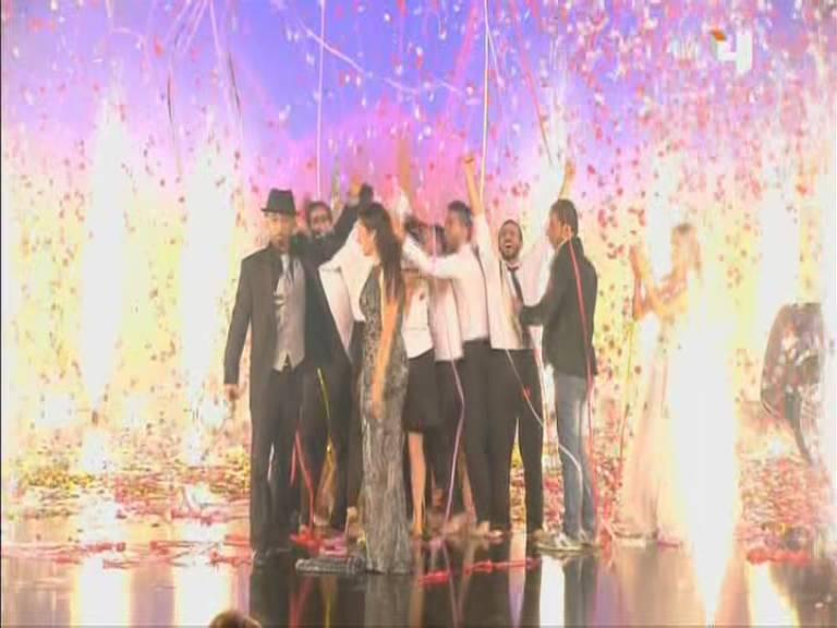 يوتيوب فوز فرقة سيما - sima السورية بلقب أرب غوت تالنت - Arabs Got Talent الموسم الثالث 7-12-2013