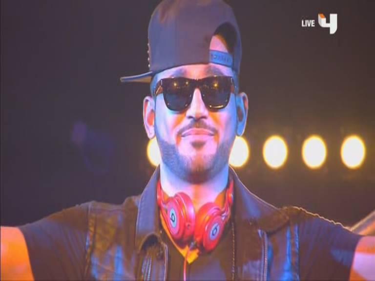 يوتيوب دي جي - الحلقة الاخيرة - Arabs Got Talent السبت 7-12-2013