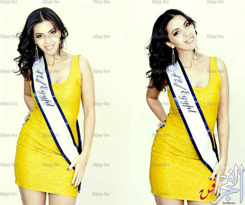 السيرة الذاتية سارة أبو فاشا , معلومات عن ملكة جمال مصر سارة أبو فاشا