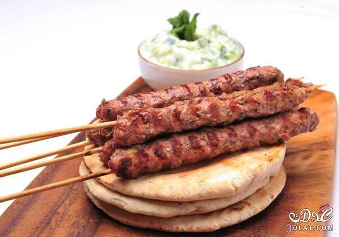 طريقة تحضير اللحمه المشوية , مقادير كفته الحاتى 2014 , تحضير اللحمه المشوية 2014