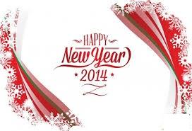 رمزيات جالكسي عن السنة الجديدة 2014 , خلفيات جالكسي السنة الميلادية 2014