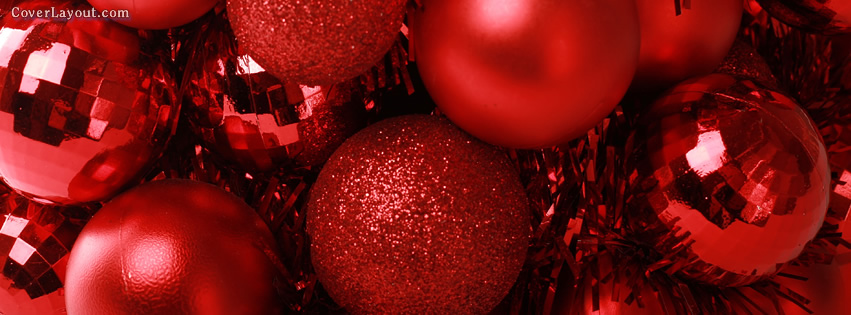 Christmas Decorations Facebook Cover 2014