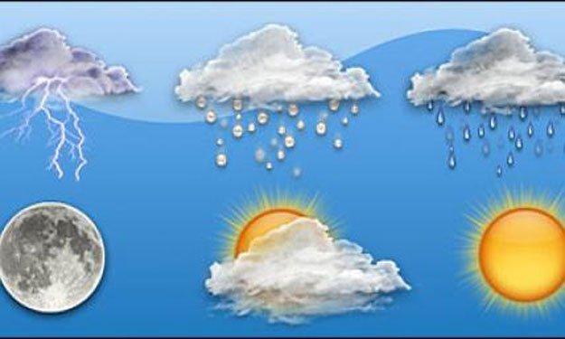 درجات الحرارة وحالة الطقس في مصر اليوم الثلاثاء 10-12-2013