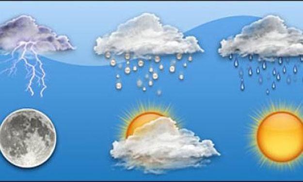 حالة الطقس و درجات الحرارة في مصر اليوم الاربعاء 11-12-2013